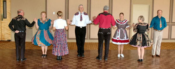 I Still Remember Learning To Square Dance In School