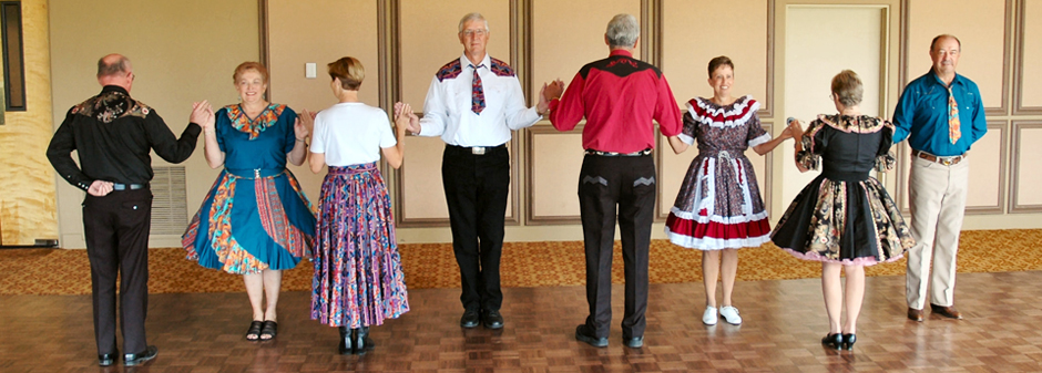 video square dance lessons on DVD