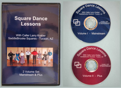 how to square dance dvds
