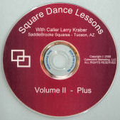 plus level square dance dvd