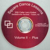 plus level square dance dvd